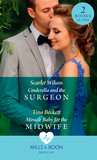 Cinderella And The Surgeon / Miracle Baby For The Midwife