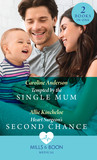 Tempted By The Single Mum / Heart Surgeon's Second Chance