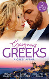 Gorgeous Greeks: A Greek Affair