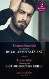 The Sheikh's Royal Announcement / Claiming His Out-Of-Bounds Bride