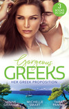 Gorgeous Greeks: Her Greek Proposition