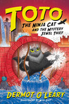 Toto the Ninja Cat and the Mystery Jewel Thief