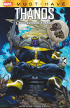 Marvel Must-Have : Thanos - L'ascension de Thanos