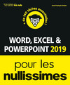 Word, Excel, PowerPoint 2019 pour les Nullissimes