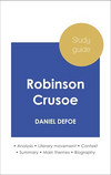 Study guide Robinson Crusoe (in-depth literary analysis and complete summary)