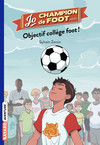 Jo, champion de foot, Tome 06