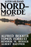 Auswahlband Nord-Morde Februar 2019