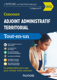Concours Adjoint administratif territorial 2022