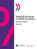 National Accounts of OECD Countries, Volume 2014 Issue 2