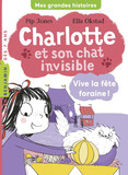 Charlotte et son chat invisible, Tome 06