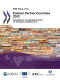 SME Policy Index: Eastern Partner Countries 2012