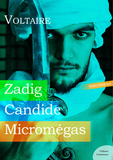 Zadig, Candide, Micromégas