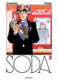 Soda – tome 3 - TU NE BUTERAS POINT