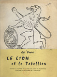 Le lion et le Tabellion