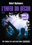 Rock War (Tome 2) - L'enfer du décor