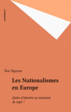 Les Nationalismes en Europe