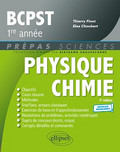 Physique-Chimie BCPST1 -  Programme 2021