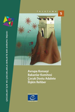 Guidelines of the Committee of Ministers of the Council of Europe on child-friendly justice (Turkish version)