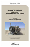 Human resources dictionary for defense and firms