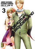 Deadman Wonderland - Tome 3