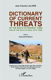 Dictionary of curent threats