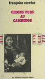 Choses vues au Cambodge