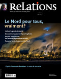 Relations. No. 764, Avril-Mai 2013