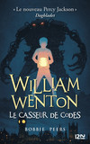 William Wenton - tome 1 : Le casseur de codes