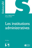 Les institutions administratives