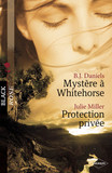 Mystère à Whitehorse - Protection privée (Harlequin Black Rose)
