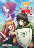 The Rising of the Shield Hero - tome 1