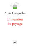 L'invention du paysage
