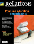 Relations. No. 774, Septembre-Octobre 2014
