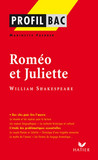 Profil - Shakespeare (William) : Roméo et Juliette