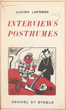 Interviews posthumes