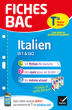 Fiches Bac Italien Tle (LV1 & LV2)