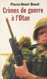 Crimes de guerre à l'Otan