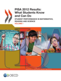 PISA 2012 Results: What Students Know and Can Do (Volume I, Revised edition, February 2014)