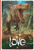 Love - Tome 4 - Les dinosaures