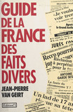 Guide de la France des faits divers