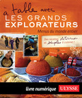 A table avec les Grands Explorateurs - Menus du monde
