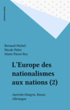 L'Europe des nationalismes aux nations (2)