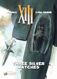 XIII - Volume 11 - Three Silver Watches