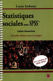 Statistiques sociales avec IBM SPSSMD : Cahier d'exercices N.E.