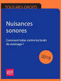Nuisances sonores 2019