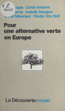 Pour une alternative verte en Europe