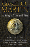 A Game of Thrones: The Story Continues Books 1-5