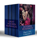 Modern Romance March 2015 Collection 2