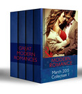 Modern Romance March 2015 Collection 1