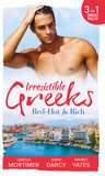 Irresistible Greeks: Red-Hot and Rich